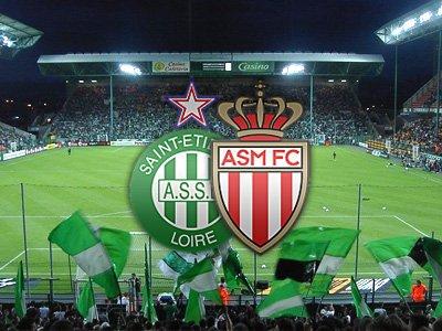 Saint Etienne Monaco fc ( 1-1)