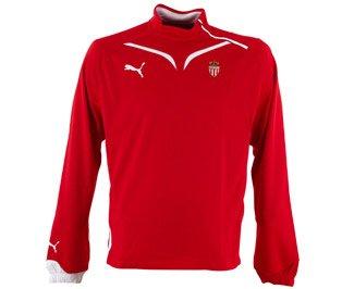 Sweat-Shirt Demi Zip Monaco