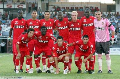 L'équipe de L'as Monaco Football Club !!!!!!!