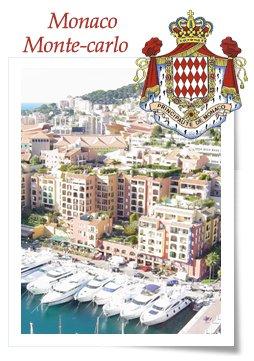 Monaco monte - carlo   !!!!!!!!!