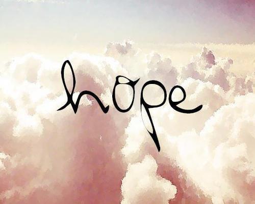 Article en doublet : L'espoir