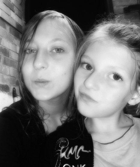mes filles ♥