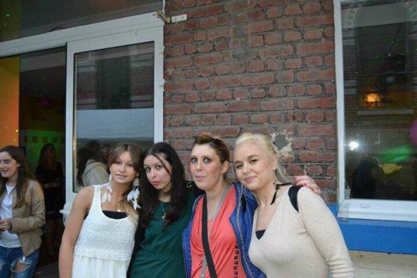 Ma soeur et mes cousines
