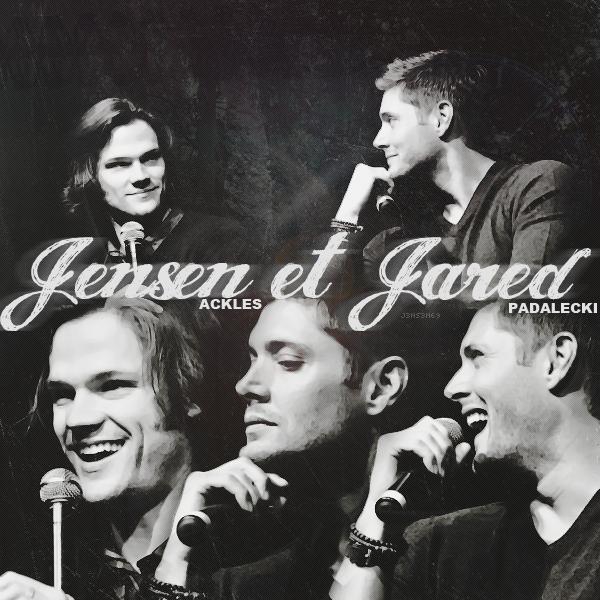 _☇INTERVIEWS____________________Jared et Jensen by SeriesMag_______________________Crééa