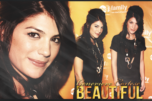 ______ ______________ ______ ______ Articles About Genevieve Padalecki ______ ______ ______ Crééa