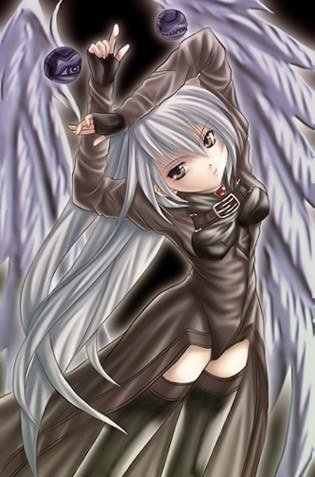 (suite) Les anges