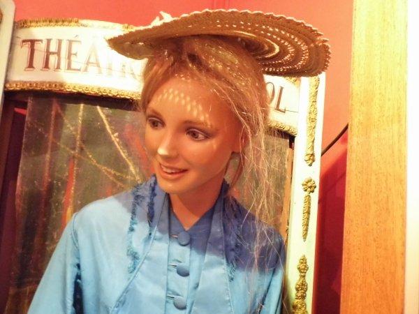 Guérande, musée de la poupée et du jouet ancien