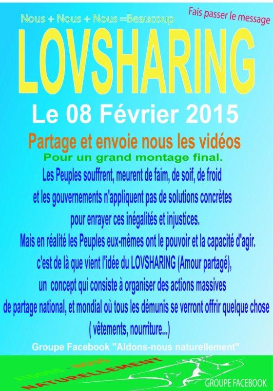 LOVSHARING 08/02/2015