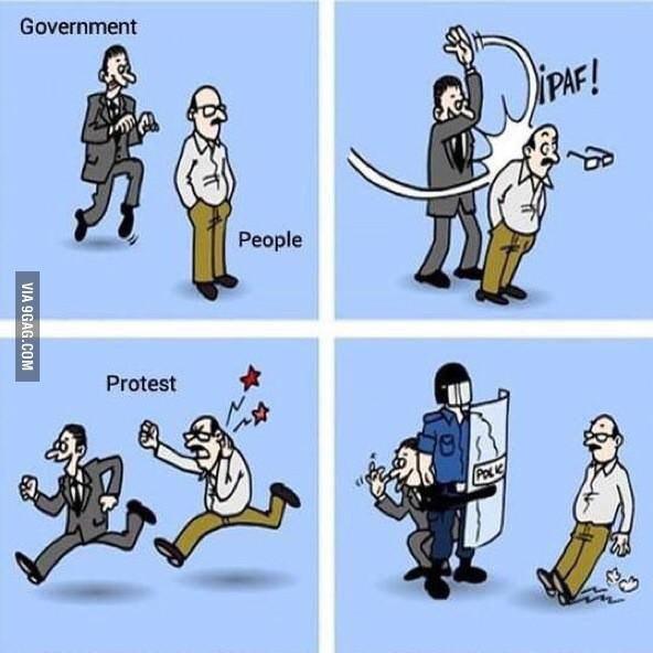 Le comble sociétal actuel