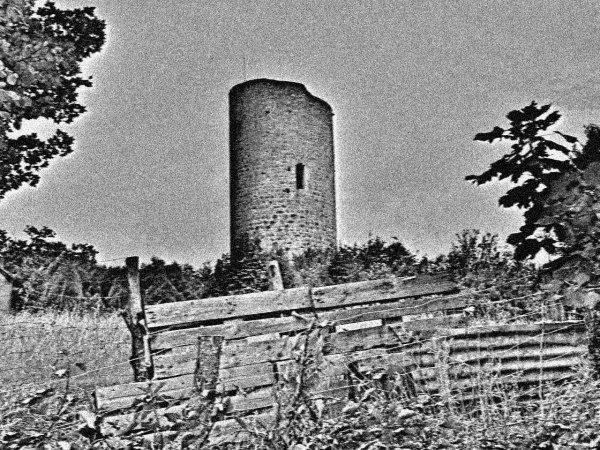 Castel de Chalus