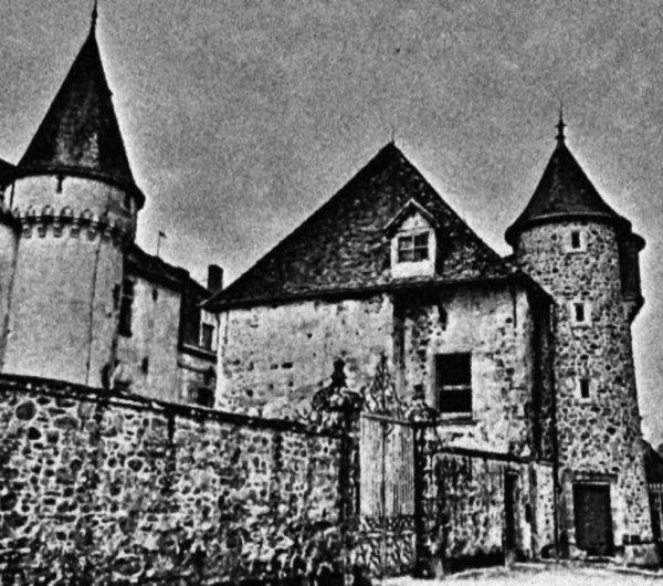 Castel de St Jean de Ligoure