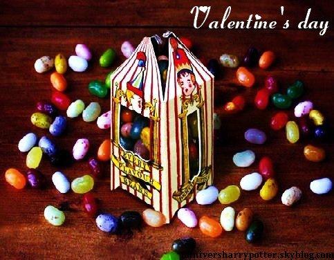 Sondage de la St Valentin
