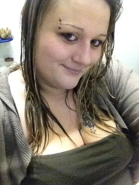 Après une bonne douche humm