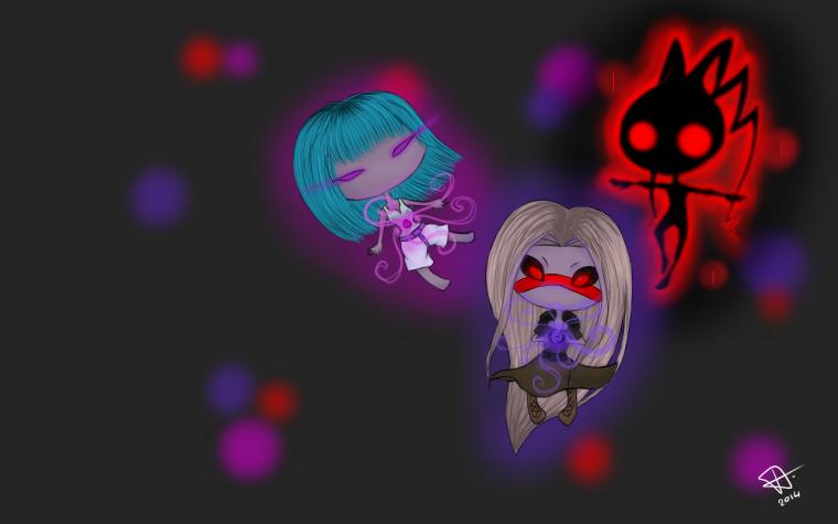 Commande de.. OdelyLiona / Kuragenokami / Nakama-atai / Néa / Donut-chan / Ellie et Little-toon ♥