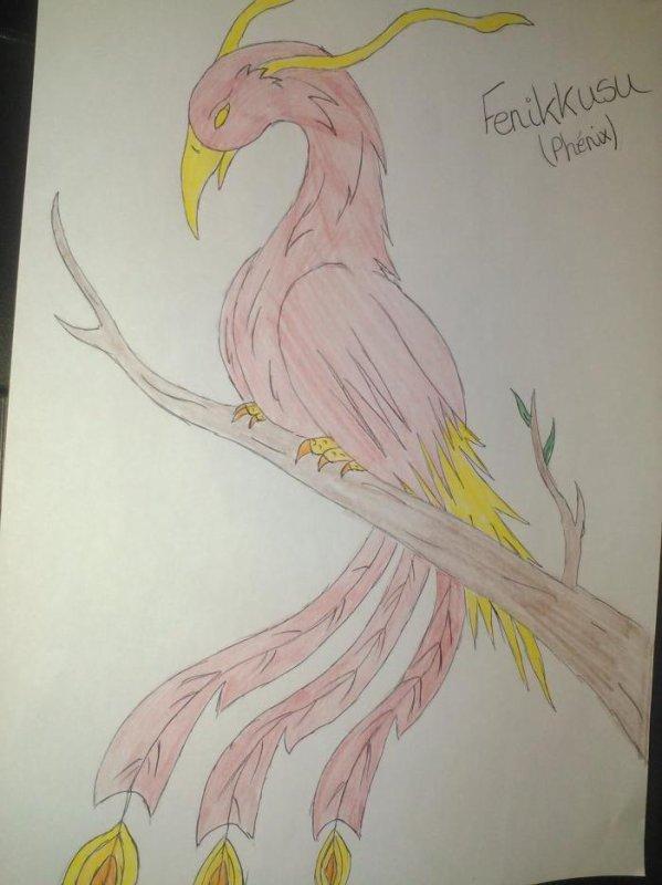 Fiche personnage: Fenikkusu