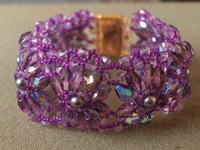 Pearl Filigree bracelet !