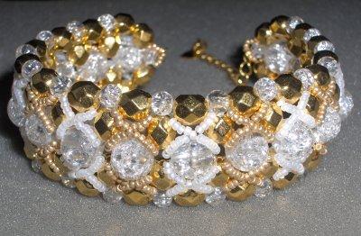 bracelet Shérazade de cérémonie !