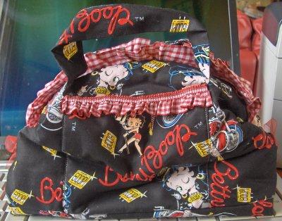 J'ai reçu mon sac Betty Boop !