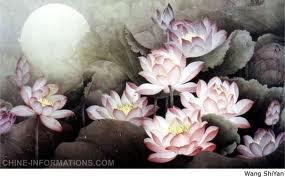 Pendentif lotus !
