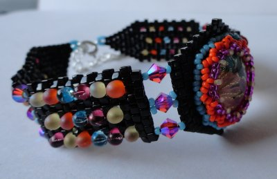 By-the-sea bracelet confettis !