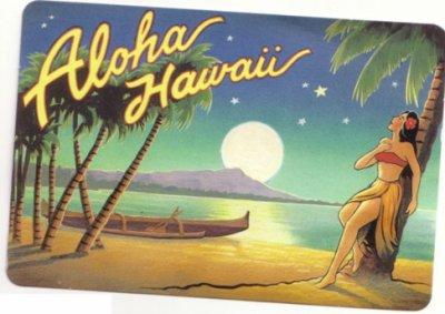 Aloha, je vous emmène à Hawaï !