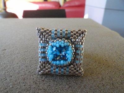 Bleu et argent !