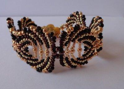 Feathers bracelet et ses créoles !