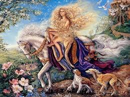 Lady Godiva !