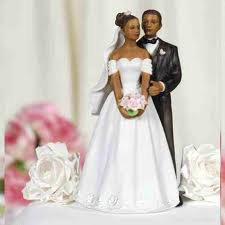 Parure de mariage !