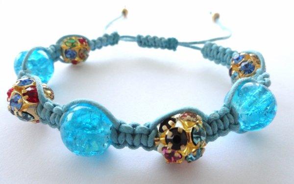Bracelet Shamballa !