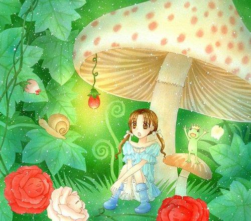 Prologue - Sous les cerisiers en fleurs