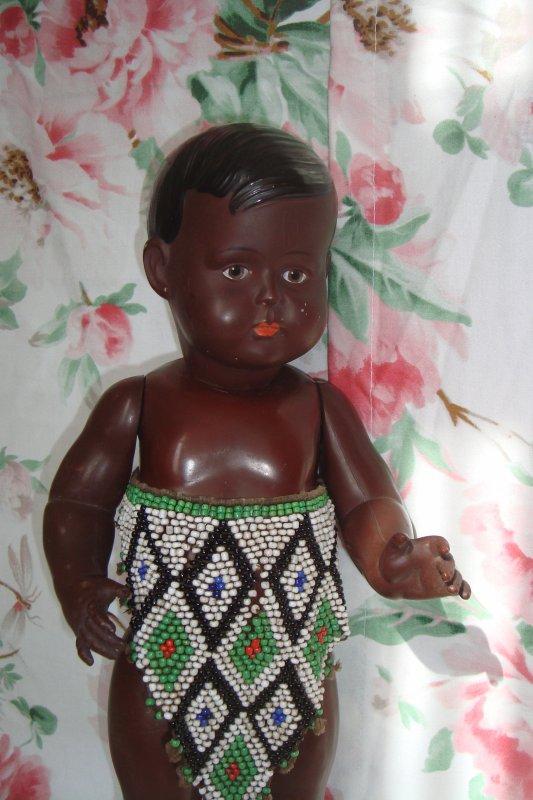 ça y est , poupée identifiée grâce aux formidables copines de blog ! Minerva !  MERCI !!!!