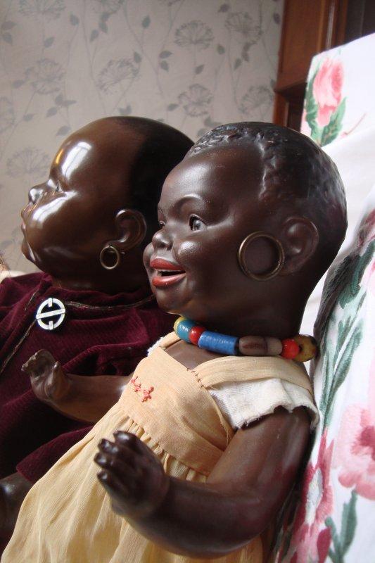 La petite dernière vous apporte le soleil et le sourire d'Afrique, en attendant des jours plus chauds !