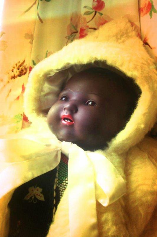 il rêve du soleil d'Afrique.....
