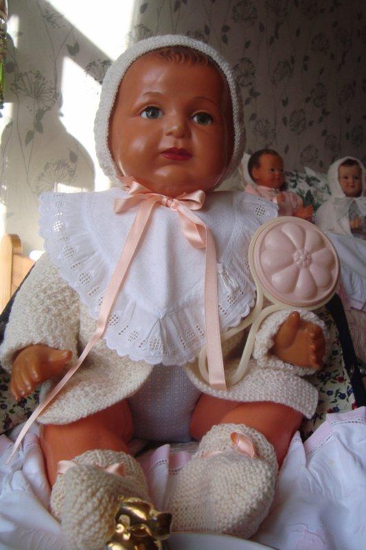 ce n'est pas ma première poupée SNF, mais c'est mon premier Jacky....et il me plait beaucoup !