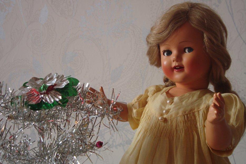 Les poupées d'Evarista