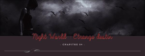 Night World - Chapitre4