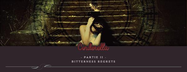 Two-Shot : Cinderella -Partie 2-