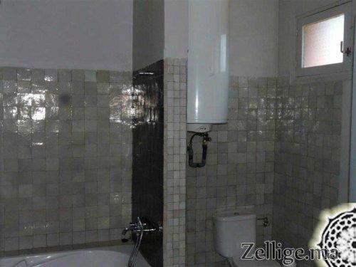 Très bon décoration De Salle du bain en Mosaïque Zellige - zellige ...