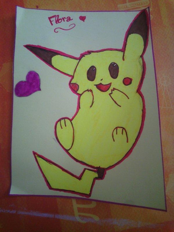 Pikachu et avec nous !