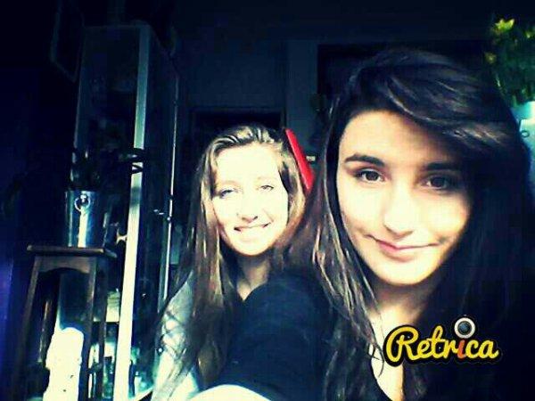 Toi, ma meilleure amie la mieux, la plus belle :-) ♥♥♥♥♥♥♥♥♥♥♥♥