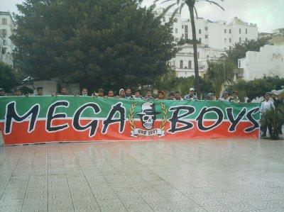 MEGA BOYS
