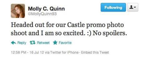 molly quinn tweet