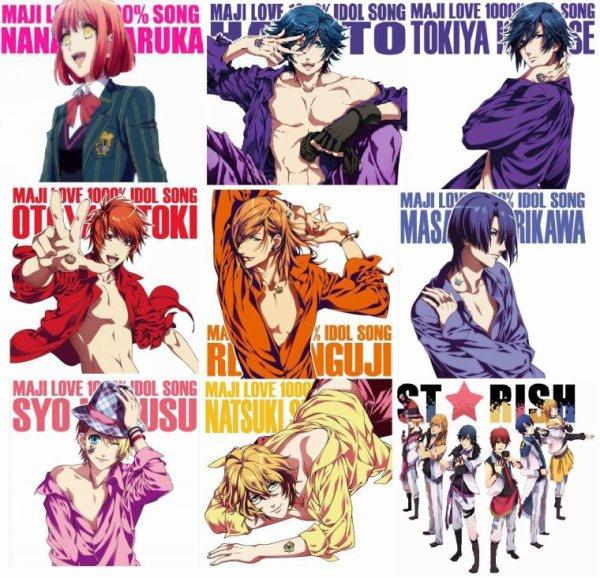 Uta no Prince-Sama : Maji Love 1000%
