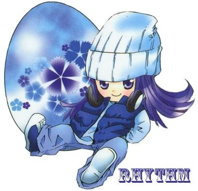 Shugo Chara° Rhythm (Shugo Chara de Nagihiko)