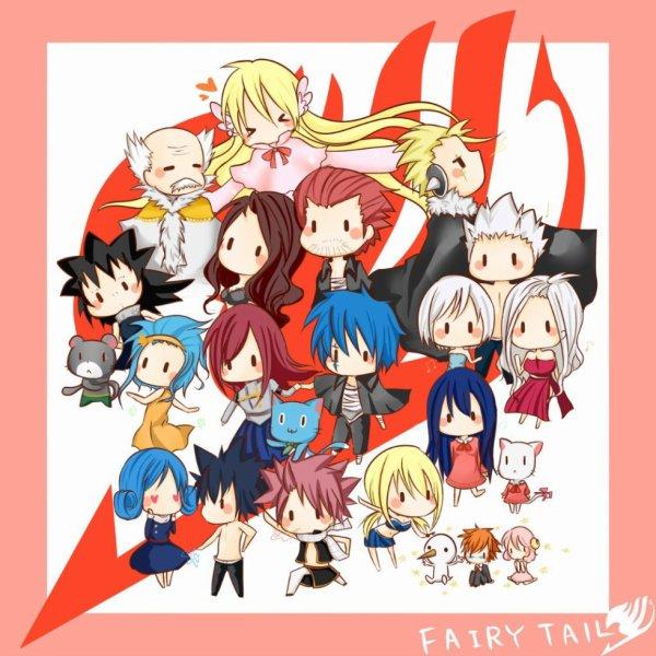 Fairy Tail °