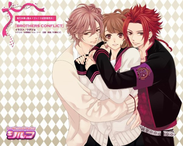 Brothers Conflict °