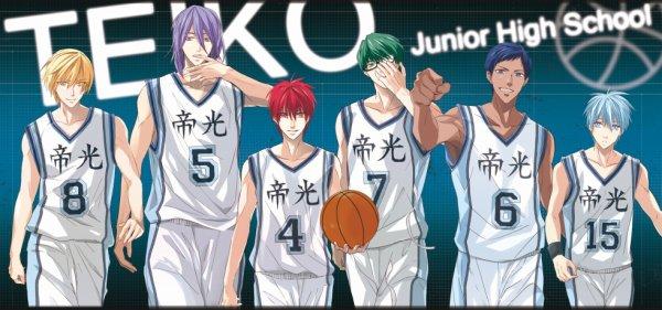 Kuroko no Basket °
