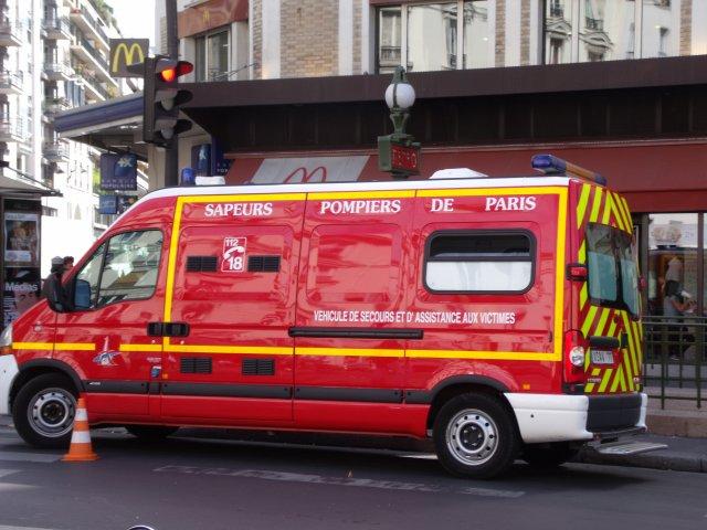 bspp ( brigade des sapeurs pompiers de paris )