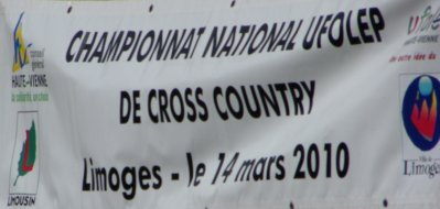 """"""" Nationnaux UFOLEP 2010 à Limoges """" le 14.03.2010"""